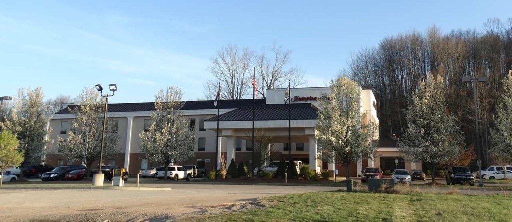 巴克漢諾希爾頓恆庭酒店