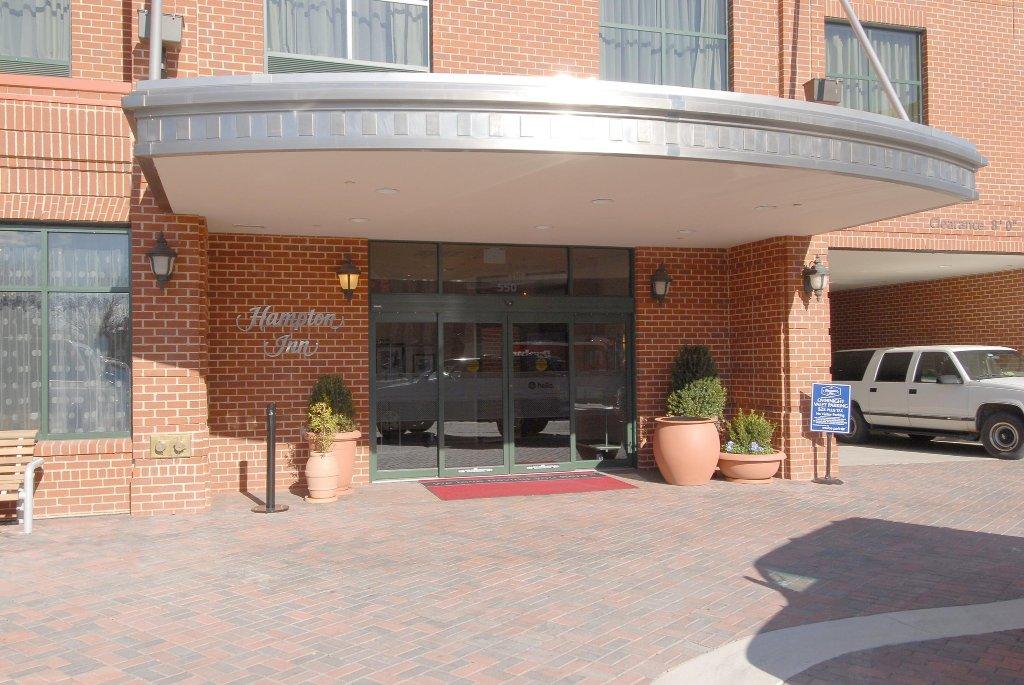 ハンプトン イン バルティモア ダウンタウン コンベンション センター