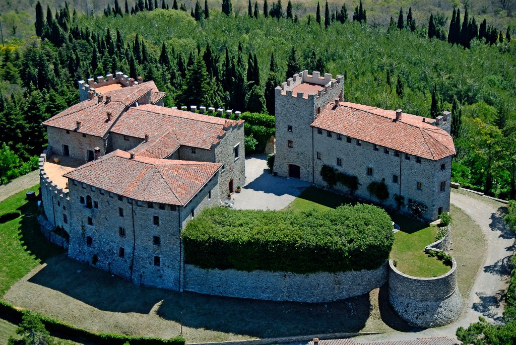 Castello di Montegiove