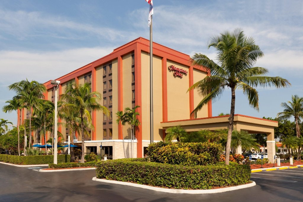 Hampton Inn Miami-Airport West