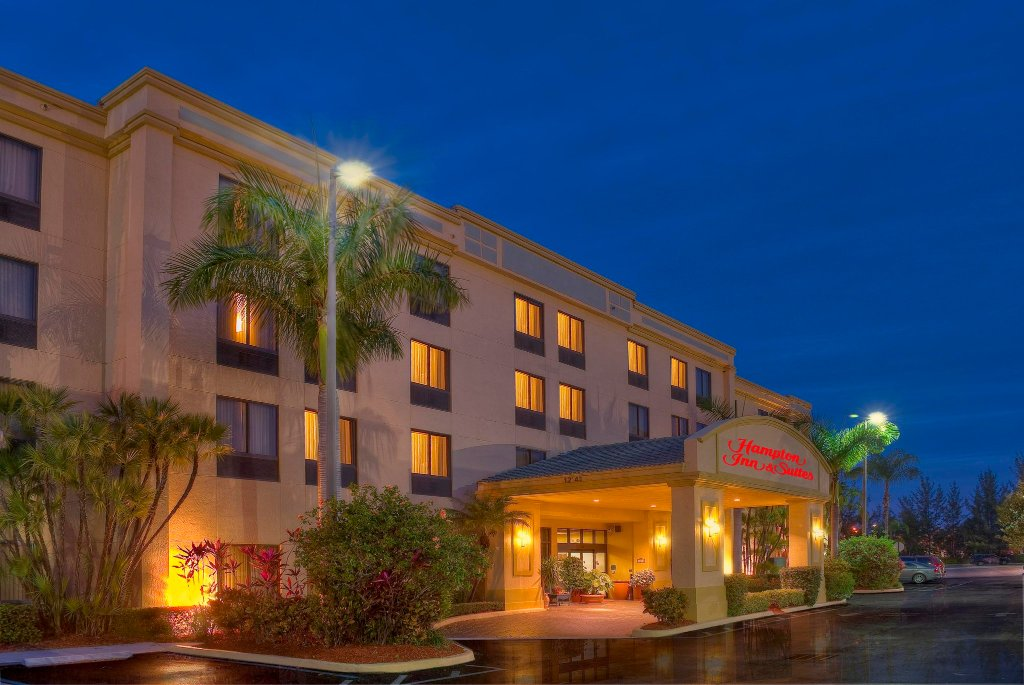 Hampton Inn & Suites Boynton Beach