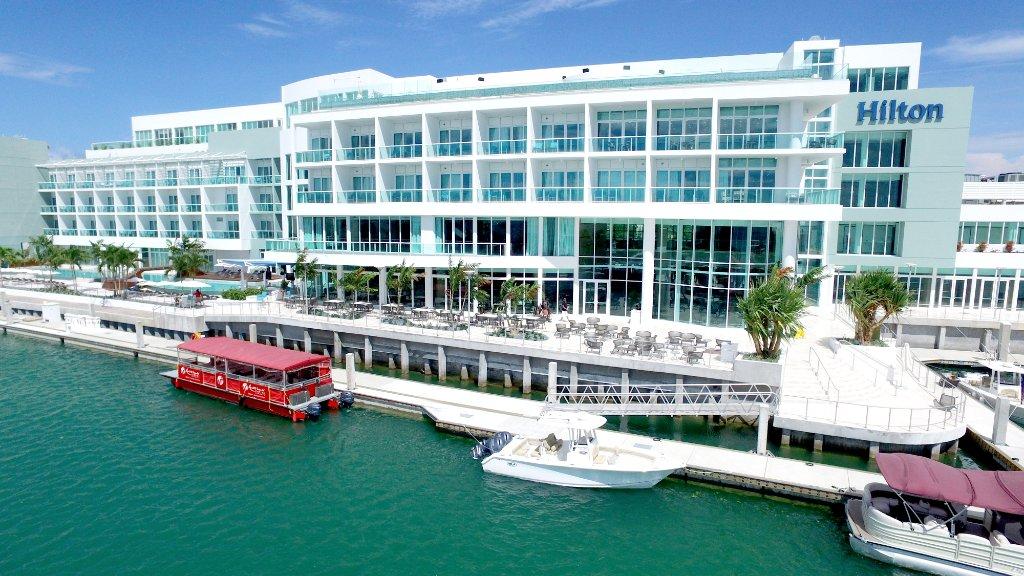 碧米妮灣海濱度假飯店