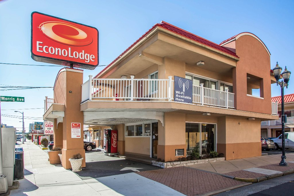 Econo Lodge Beach and Boardwalk