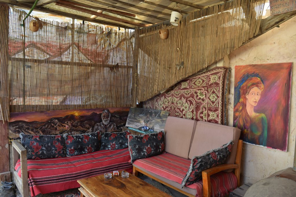 Mati and Roni's Desert GuestHouse