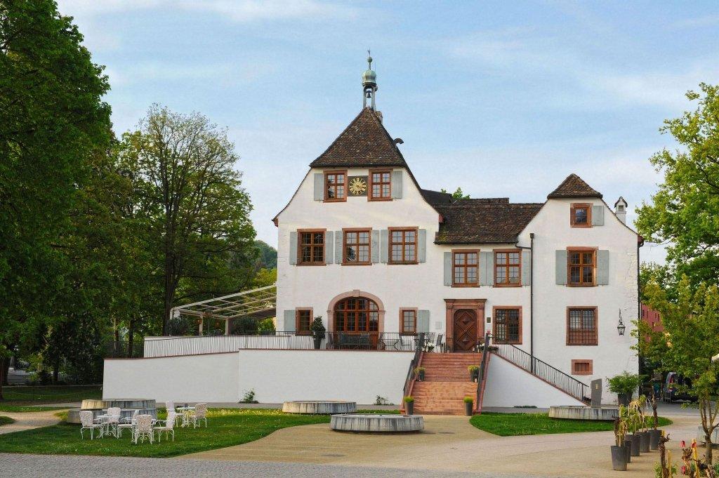花園城堡飯店