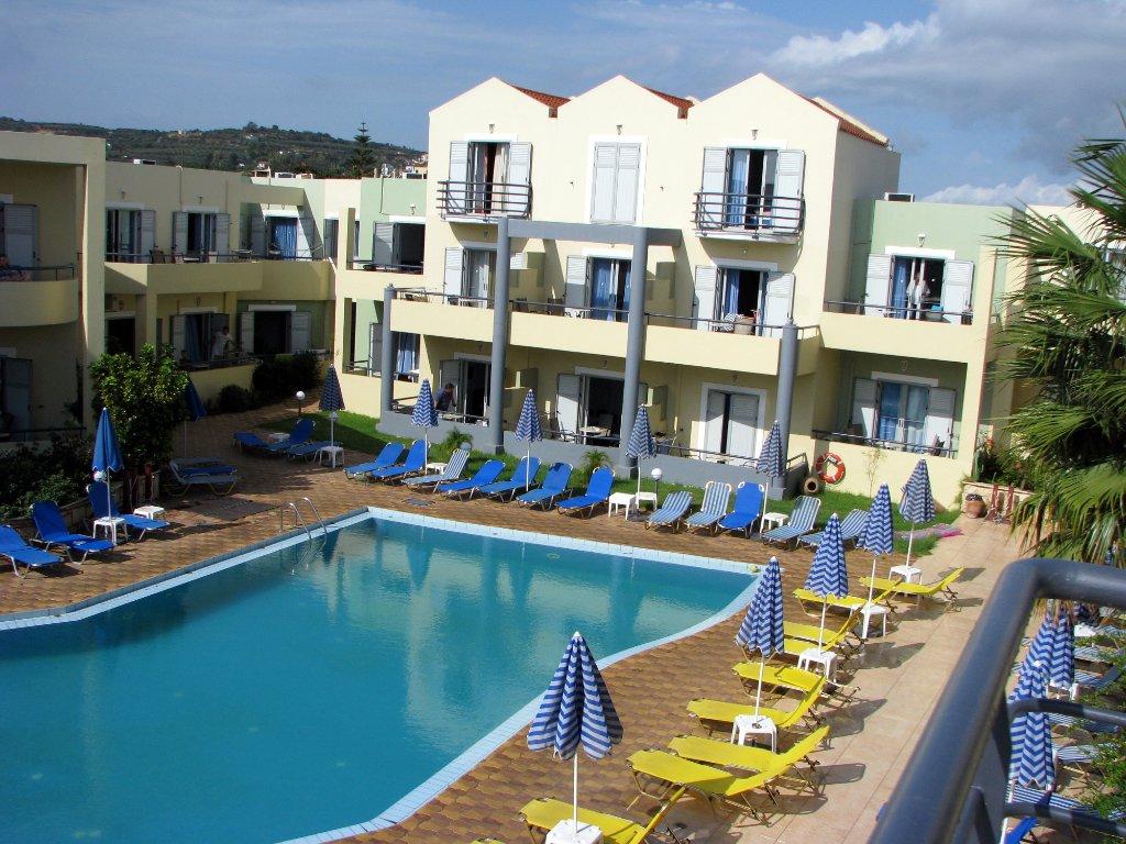 貝拉派斯公寓飯店