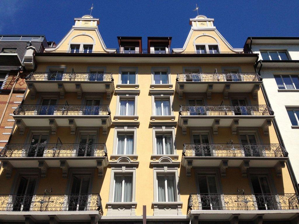 호텔 알피나 루체른