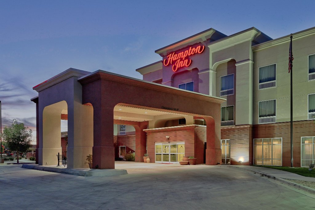 Hampton Inn Lordsburg