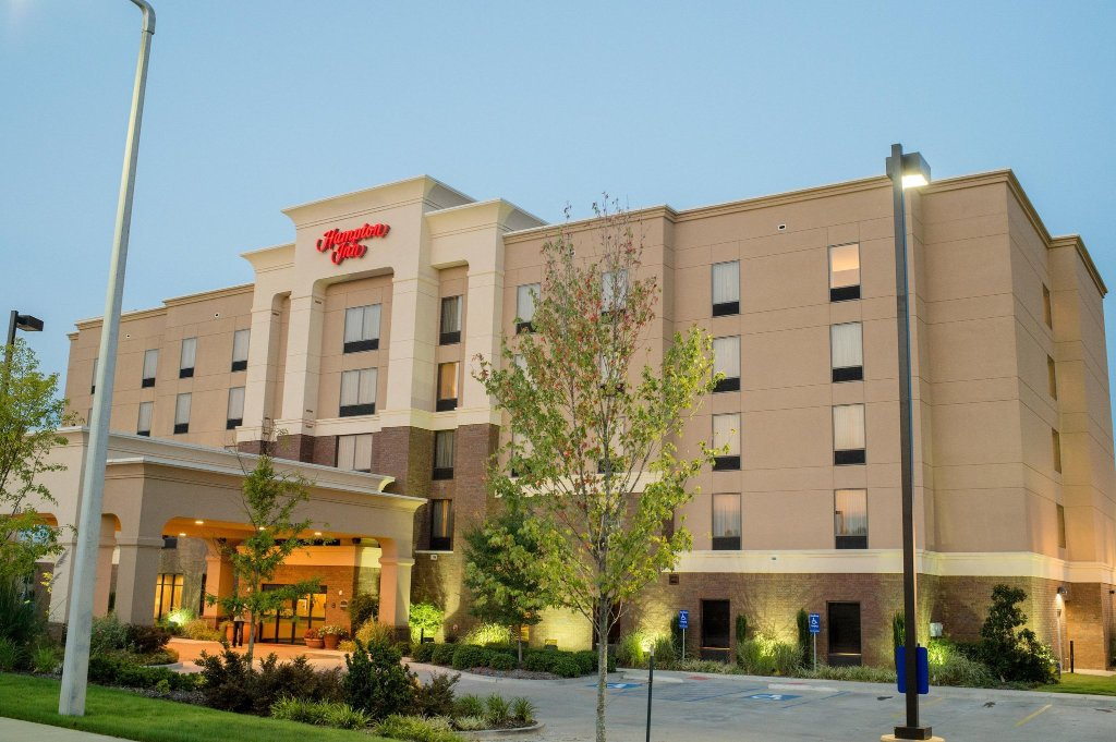 Hampton Inn Oxford Conference Center