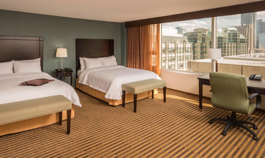 クラウン プラザ ホテル シカゴ マグニフィセント マイル