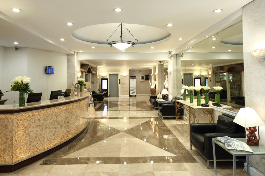 ロータス ガーデン ホテル マニラ