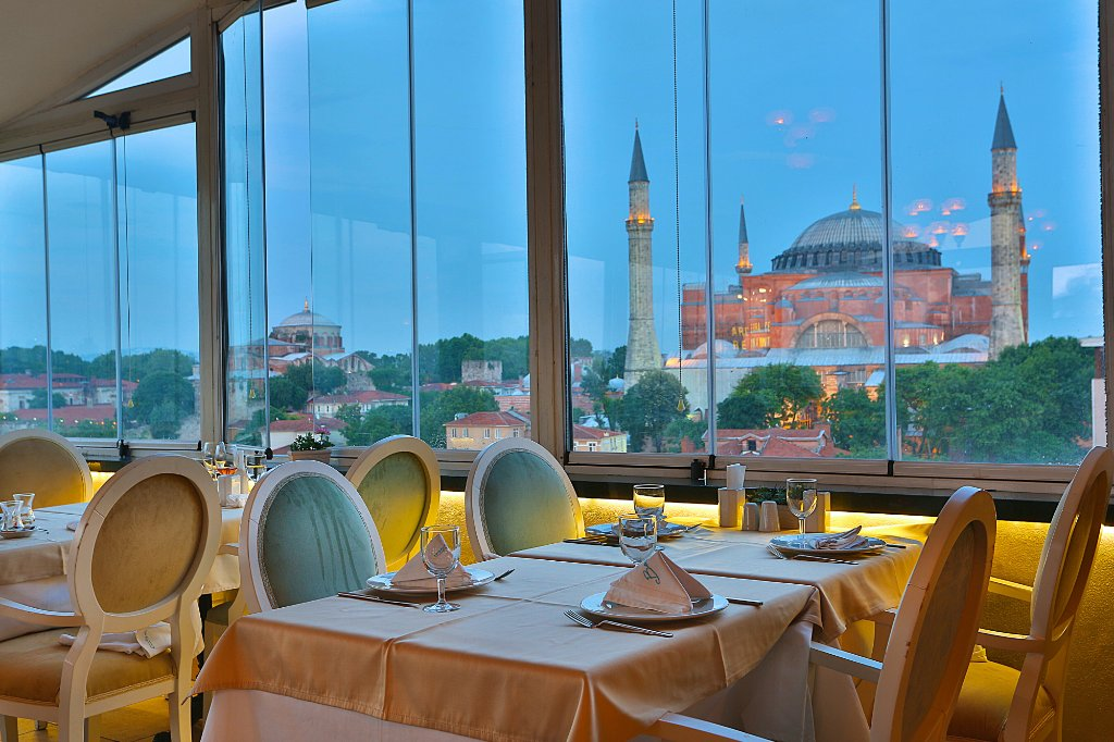 The Istanbul Hotel