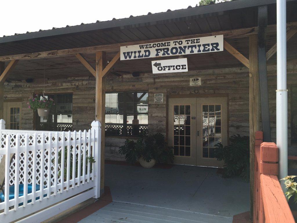 Wild Frontier Campground