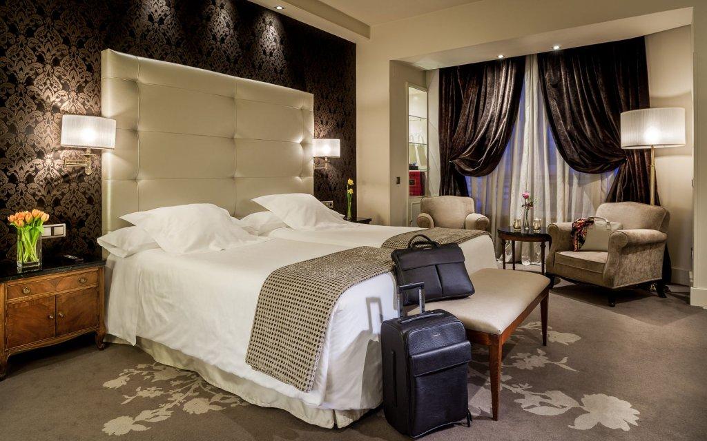 ウェリントンホテル マドリード