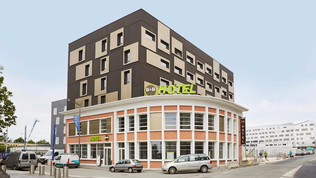 B&B Hotel LILLE Roubaix Campus Gare