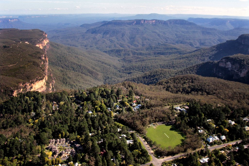 Falls Mountain Retreat Blue Mountains