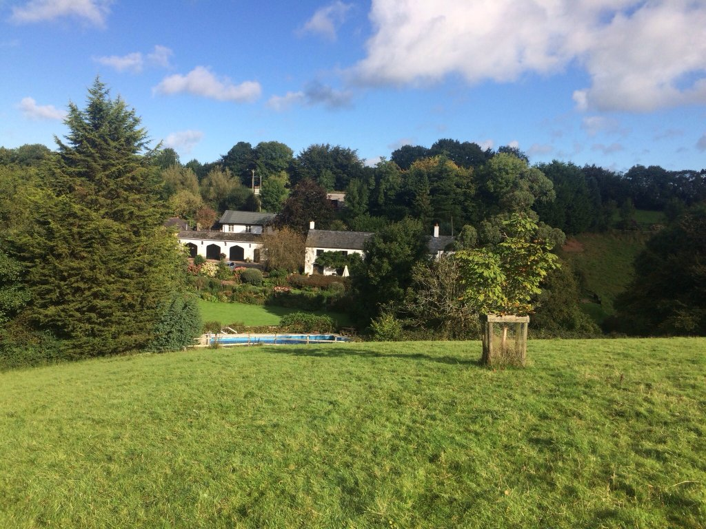 Old Ford House - Cruwys Morchard