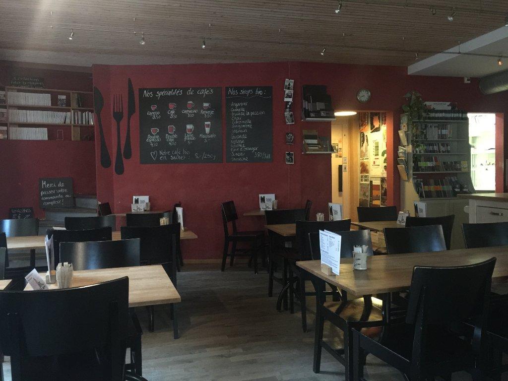 Le Cafe-Hotel L'Aubier