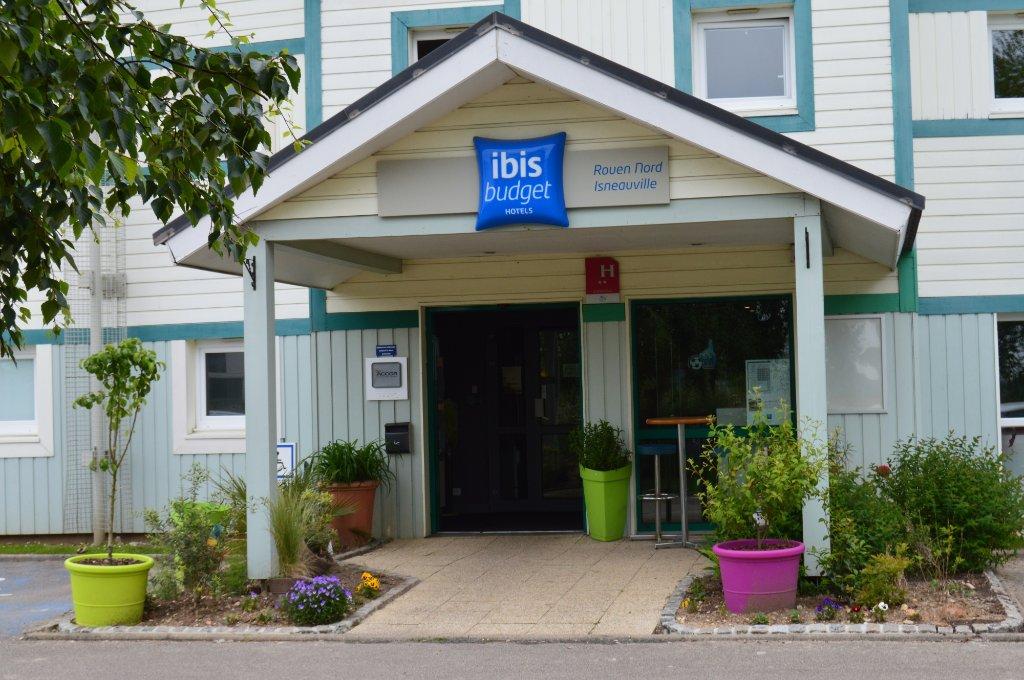 Ibis Budget Rouen Nord Isneauville