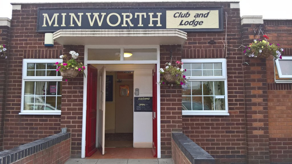 Minworth Lodge