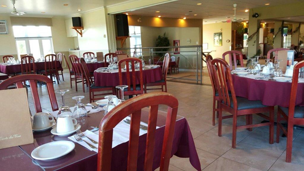 Hotel du Golf Nominingue