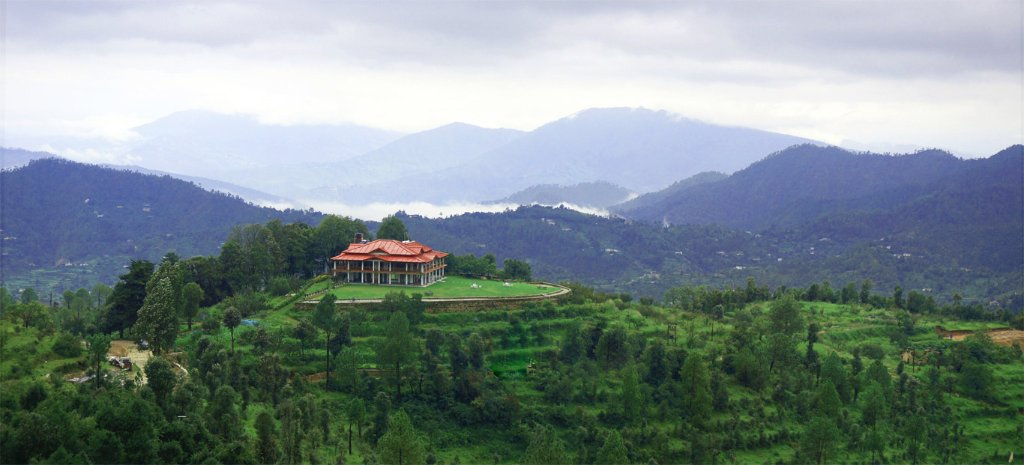 Dyo- The Organic Village Resort