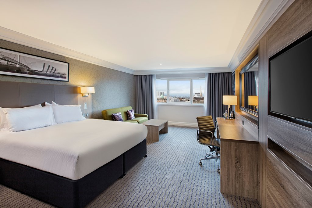 Doubletree by Hilton Hotel Glasgow Central