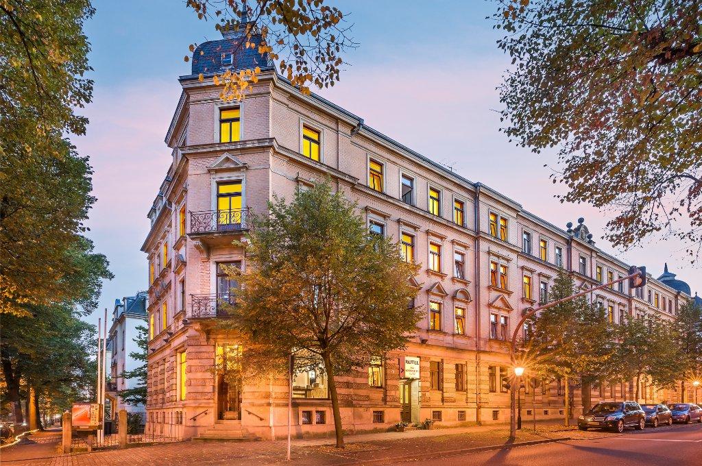 Novum Hotel am Bonhoefferplatz Dresden