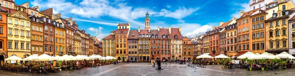 Zwiedzanie Warszawy - Tours of Warsaw