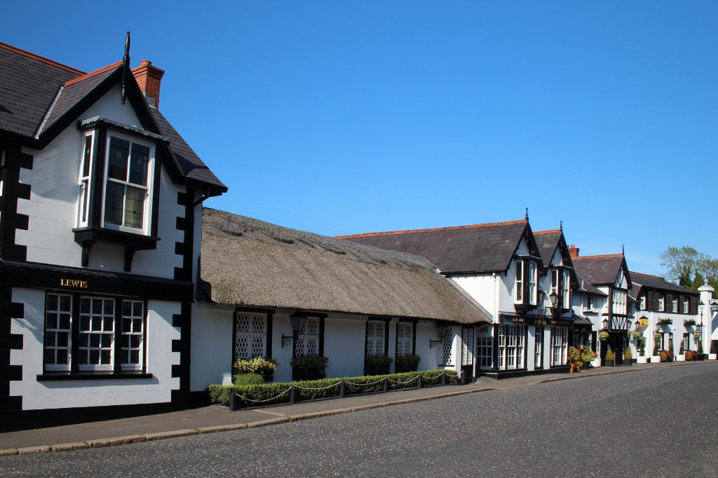 The Old Inn Crawfordsburn