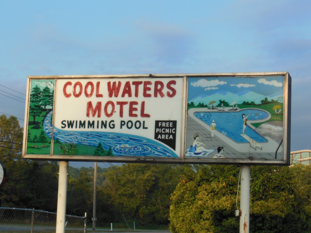 ‪Cool Waters Motel‬