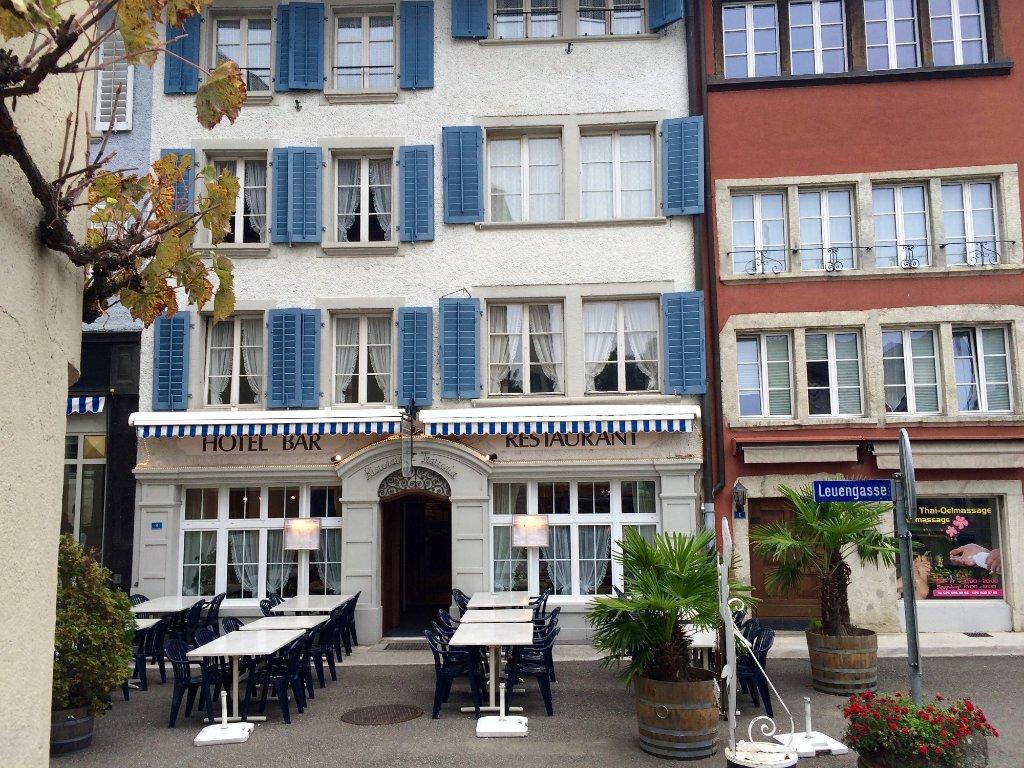 Hotel-Restaurant Oberstadt