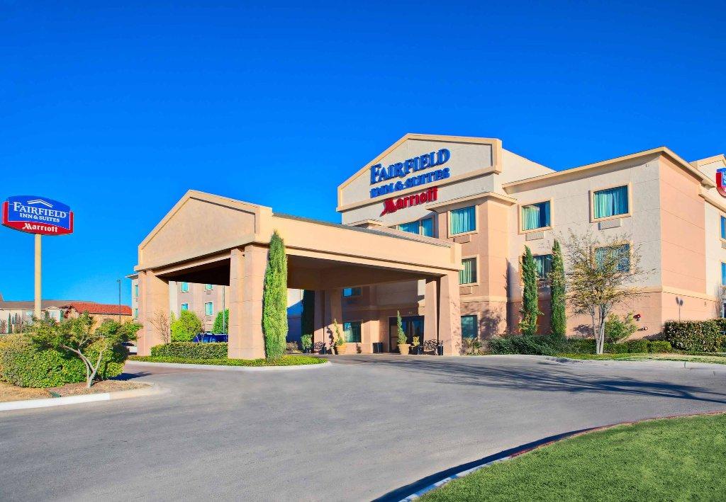 Fairfield Inn & Suites San Angelo