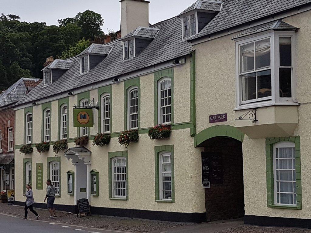 Dunster Castle Hotel