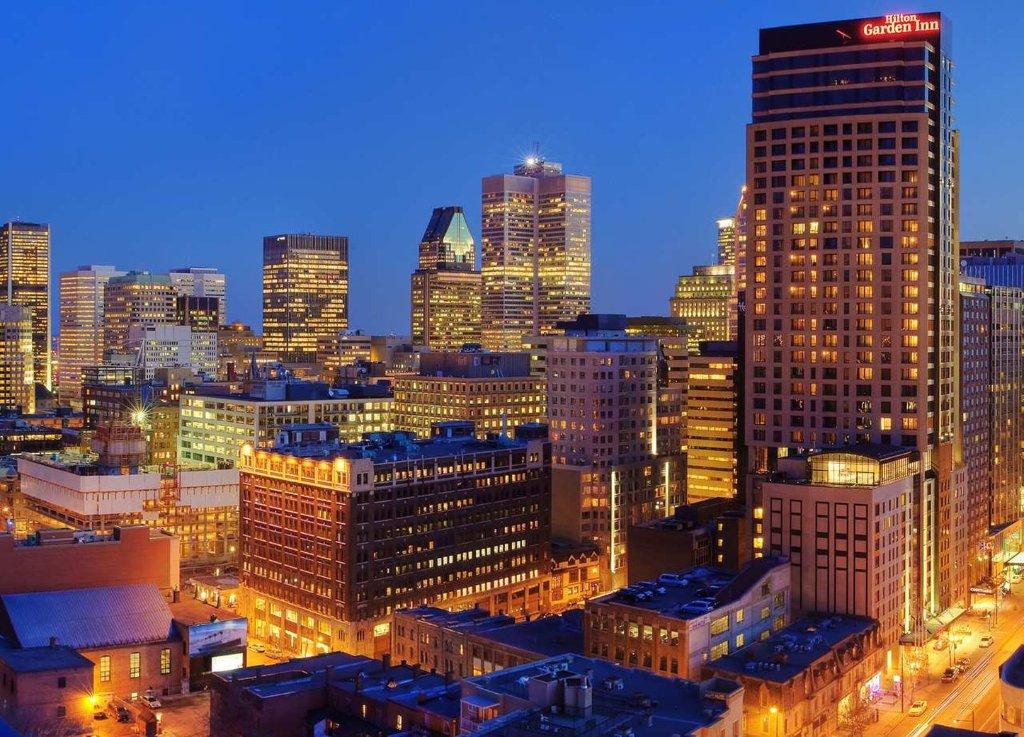 Hilton Garden Inn Montreal Centre-ville