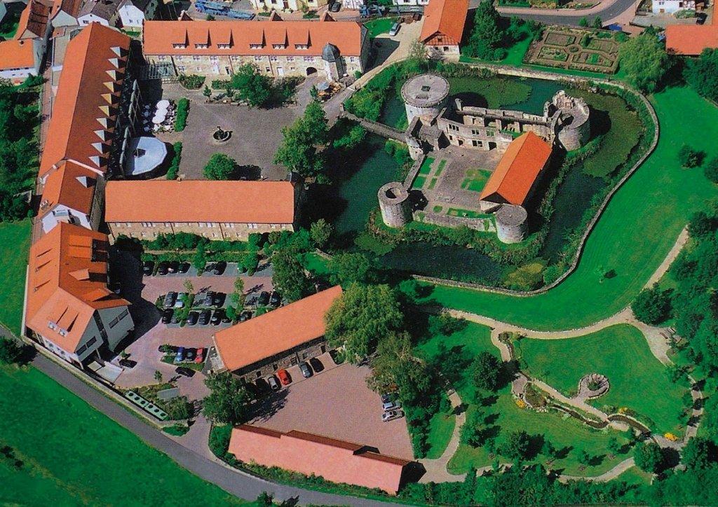 """Göbels Schlosshotel """"Prinz von Hessen"""""""