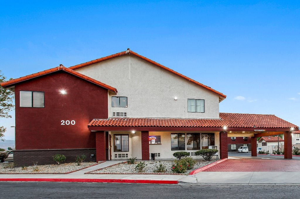 Red Roof Inn Palmdale-Lancaster