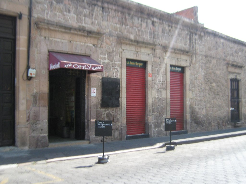 The Only Backpackers Morelia
