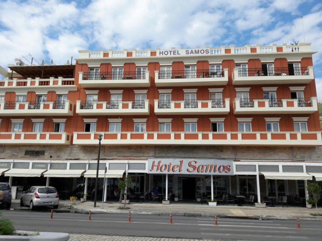 Samos City Hotel