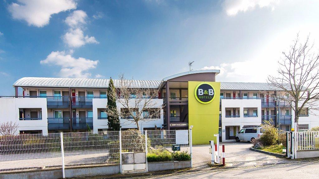 B&B Hotel Toulouse Cité de l'Espace