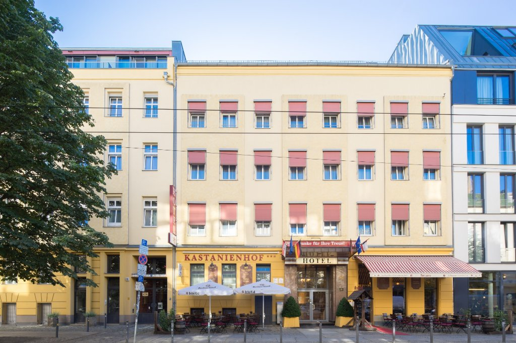 ホテル ペンション カスタニエンホフ