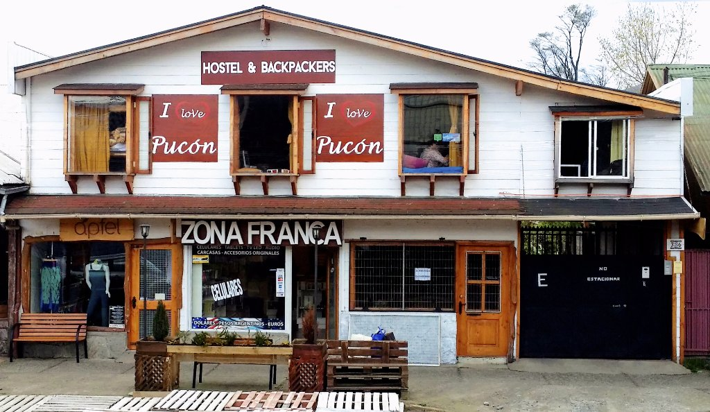 I love Pucon Hostel & Backpackers