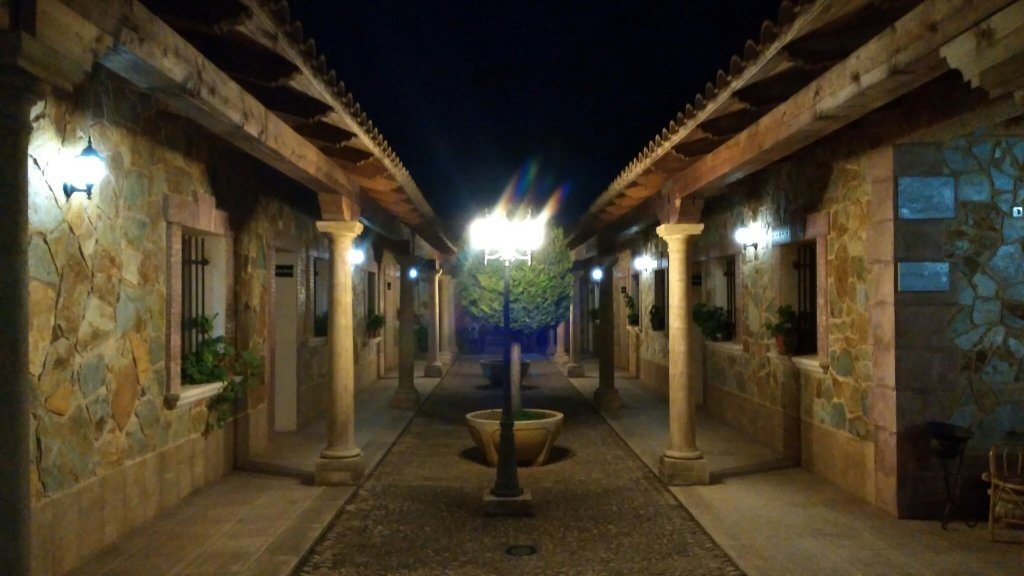 Hotel Rural Las Aldabas
