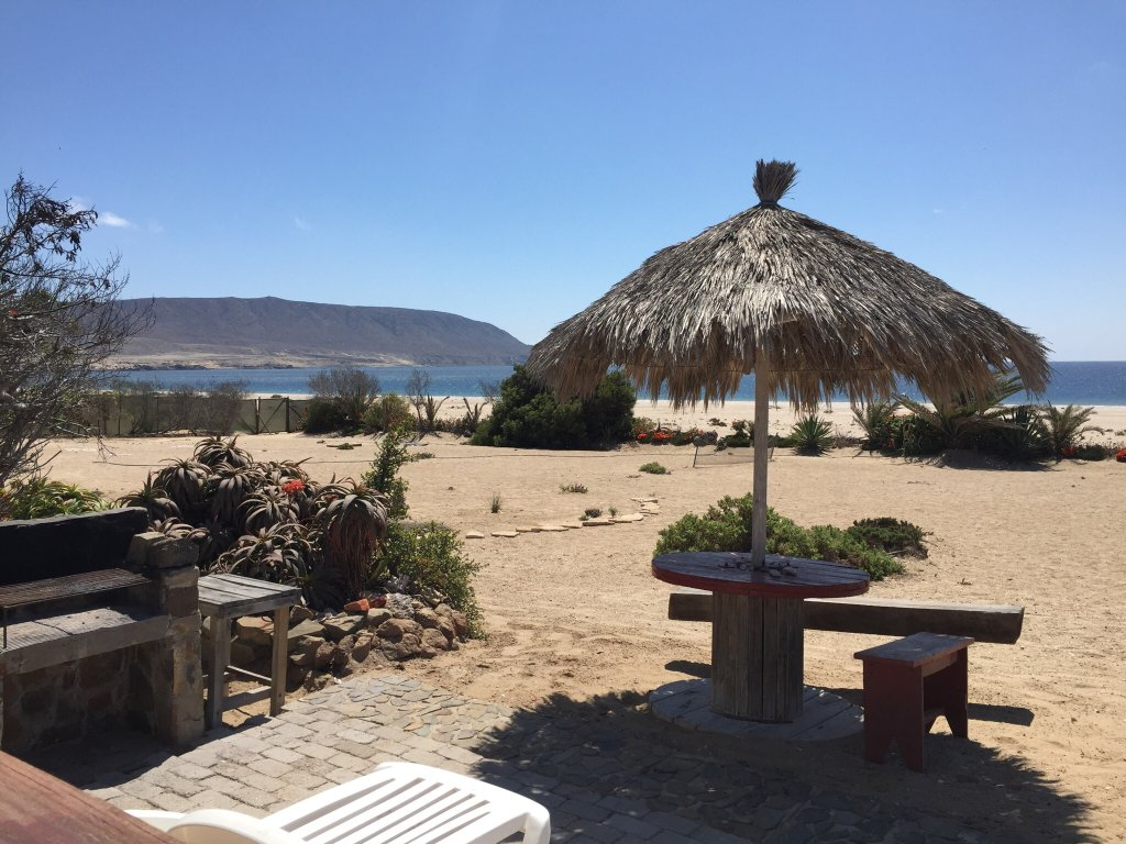 Cabanas Playa Paraiso