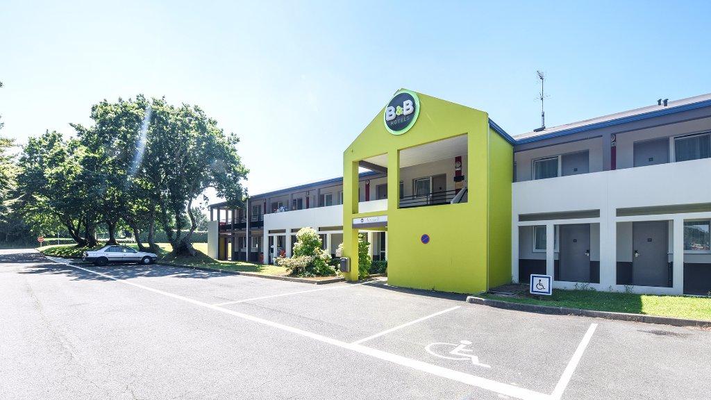B&B Hotel Brest Kergaradec