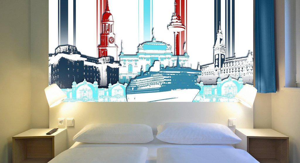 B&B Hotel Hamburg City-Ost