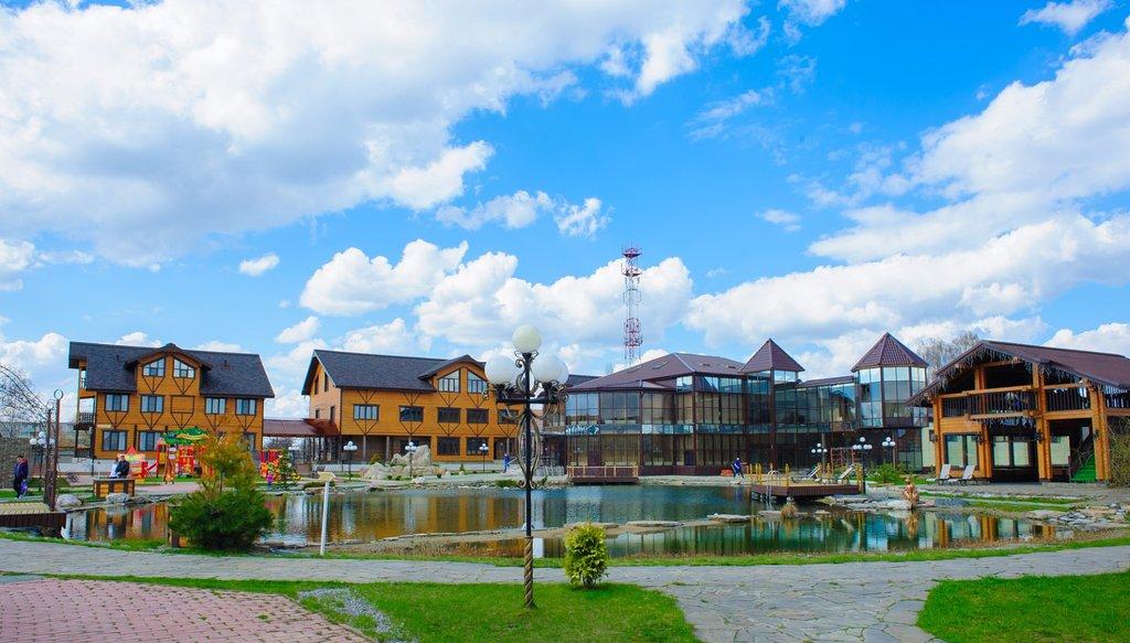 Hotel Berezhki Hall