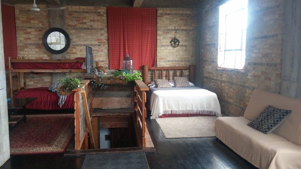 The Ashley Lodge