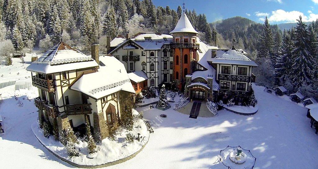 Hotel Vezha Vedmezha
