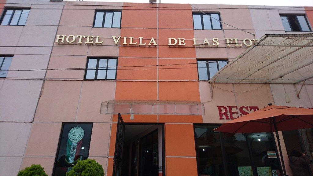 Hotel Villa De Las Flores